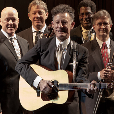 Lyle Lovett 2017